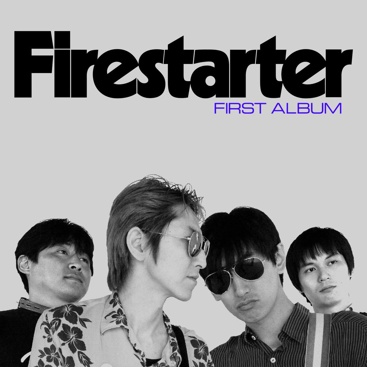 「FIRESTARTER FIRST ALBUM」の画像検索結果