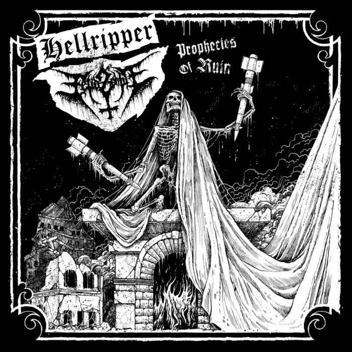 Prophecies of Ruin cover art