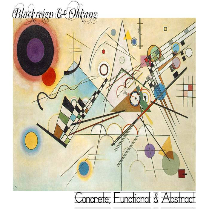 Concrete, Functional & Abstract cover art
