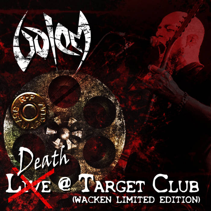 Death @ Target Club (Wacken Limited Edition) cover art