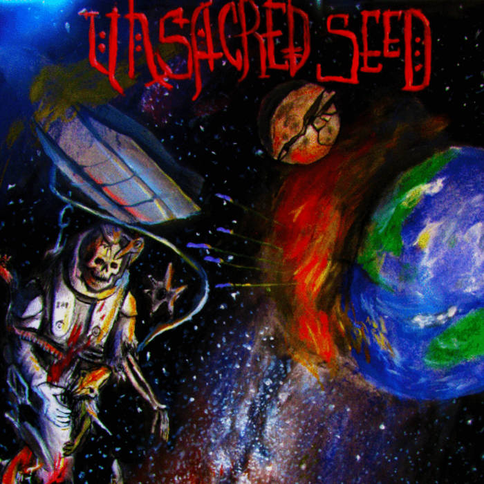 Unsacred Seed cover art