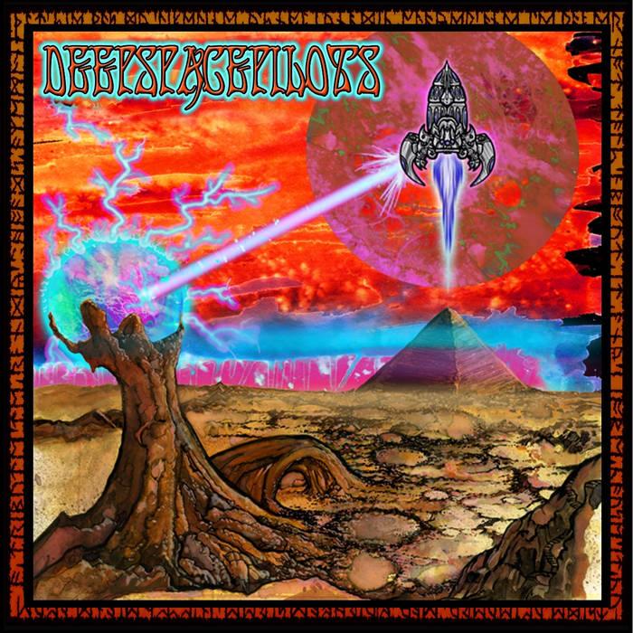 deepspacepilots cover art
