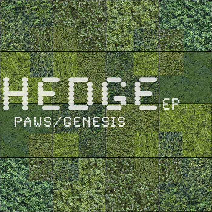 Hedge EP cover art