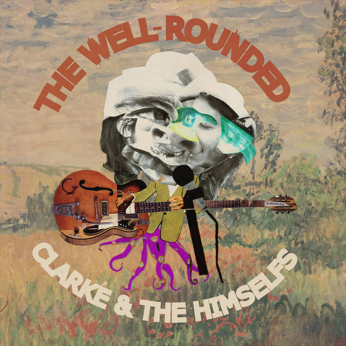 The Well-Rounded Clarke and the Himselfs cover art