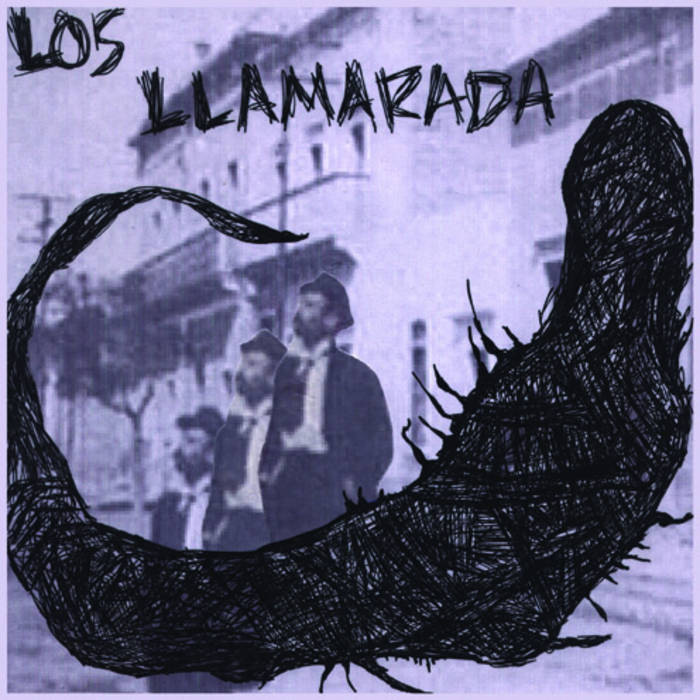 LOS LLAMARADA - Against The Day cover art