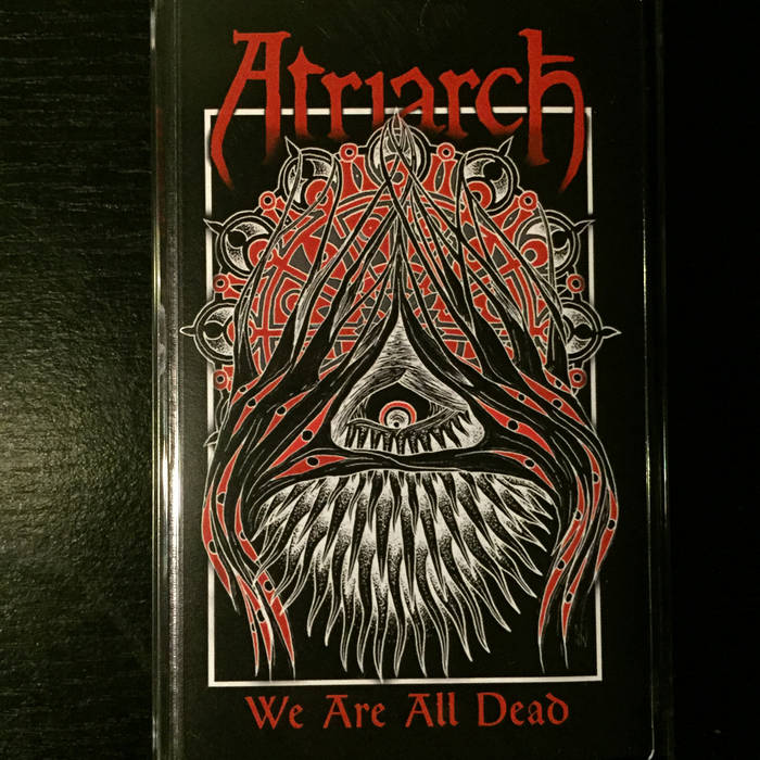 We Are All Dead cover art