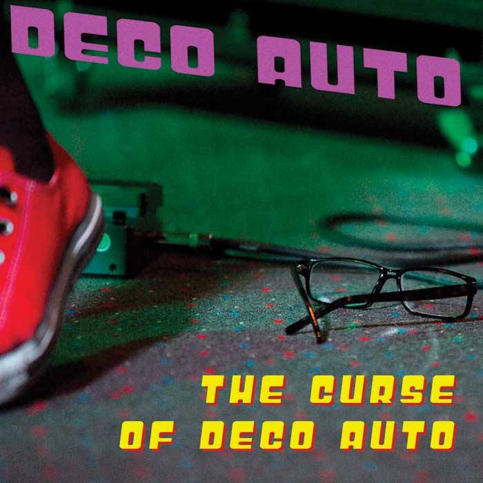 The Curse of Deco Auto cover art