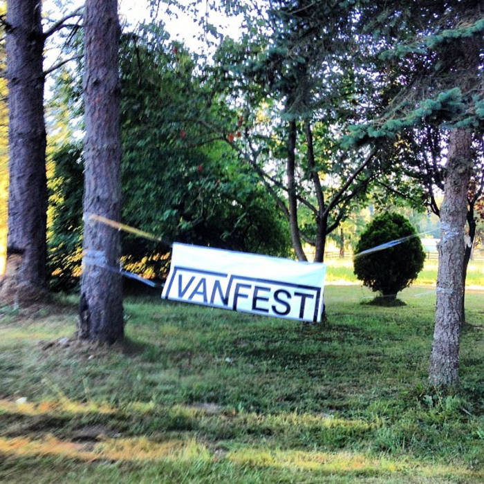 Live at VAN FEST cover art