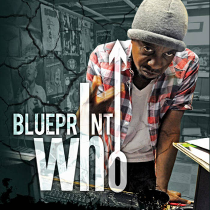 Blueprint Who EP (Deluxe version w/ Instrumentals) cover art