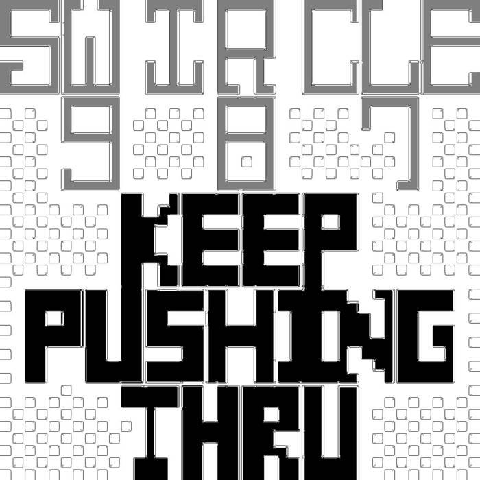 Keep Pushing Thru cover art