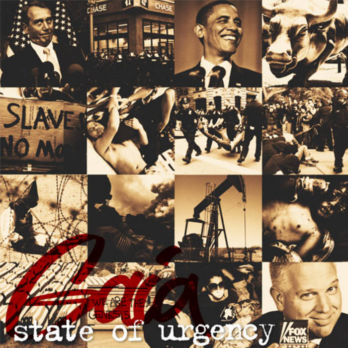 State of Urgency cover art