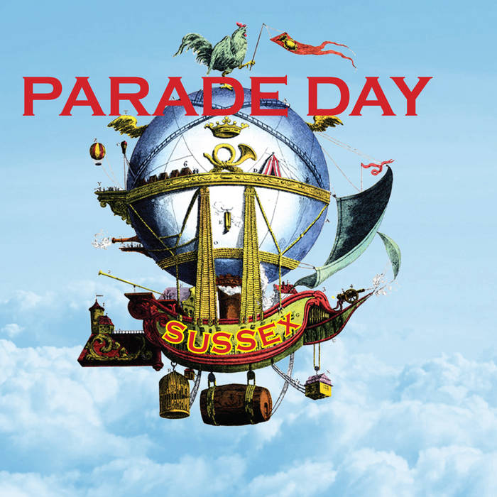 Parade Day cover art