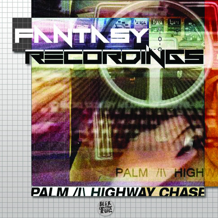 FANTASY RECORDINGS cover art