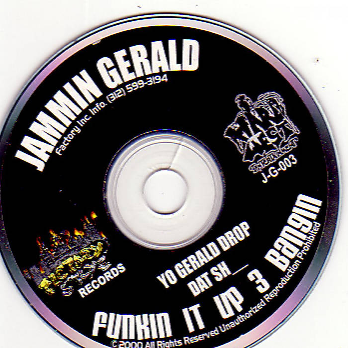 Jammin Gerald* Jammin The House Gerald - Factory Muzic