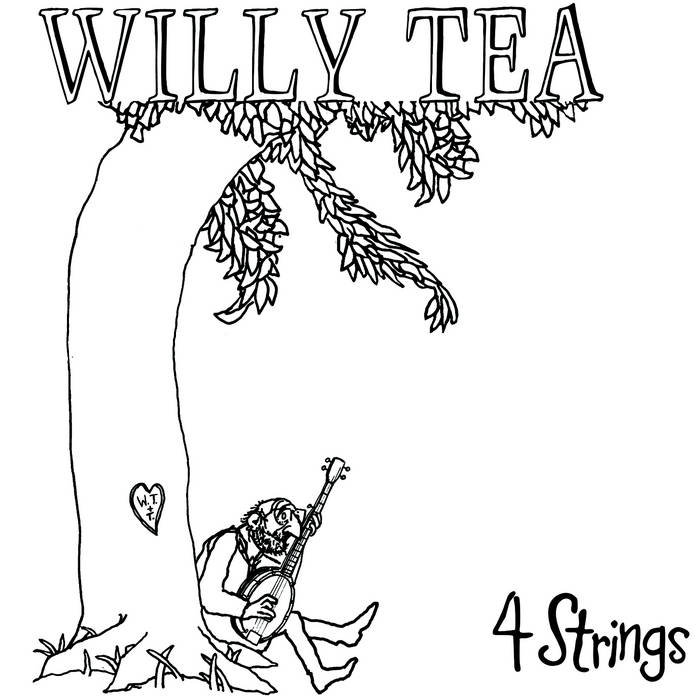 4 Strings cover art