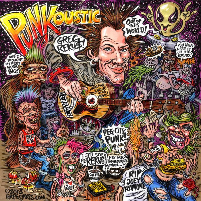 Punkoustic cover art