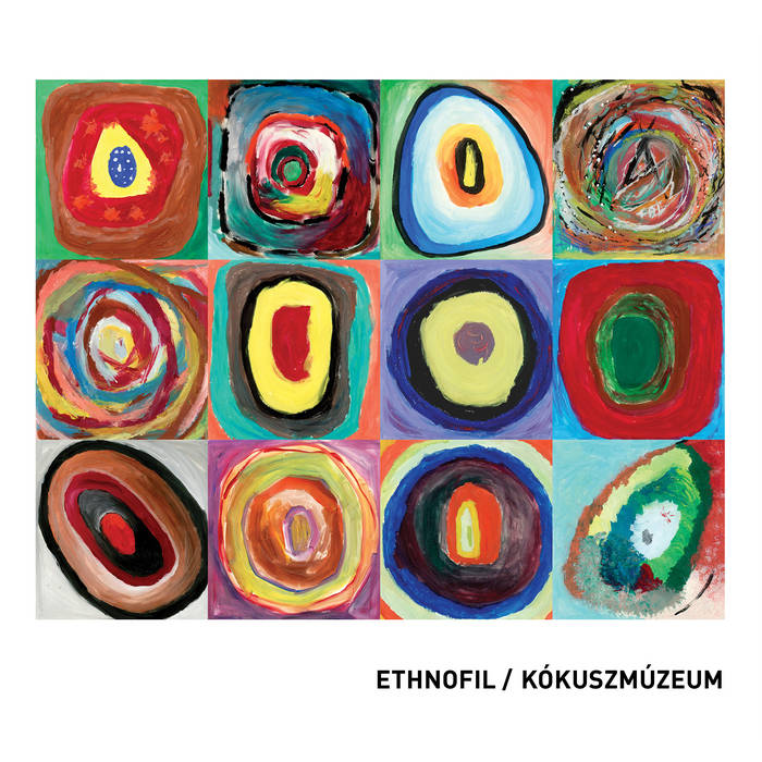Kókuszmúzeum (2014) cover art