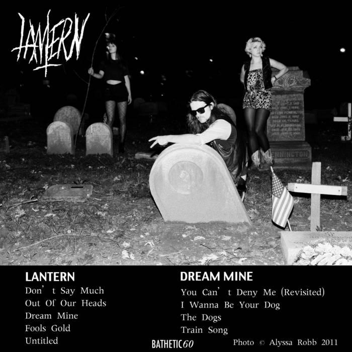 Dream Mine cover art