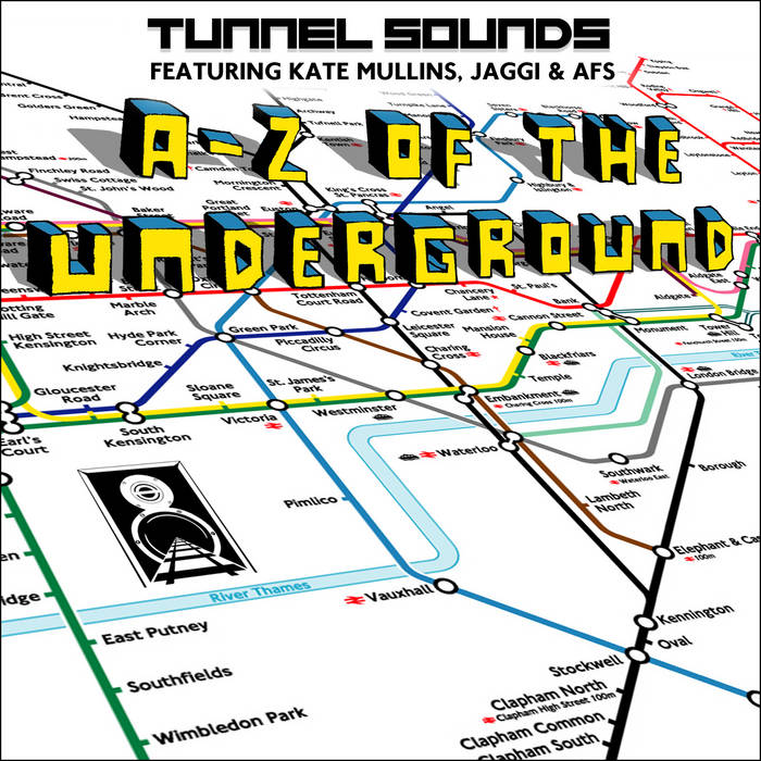 A-Z of the Underground cover art