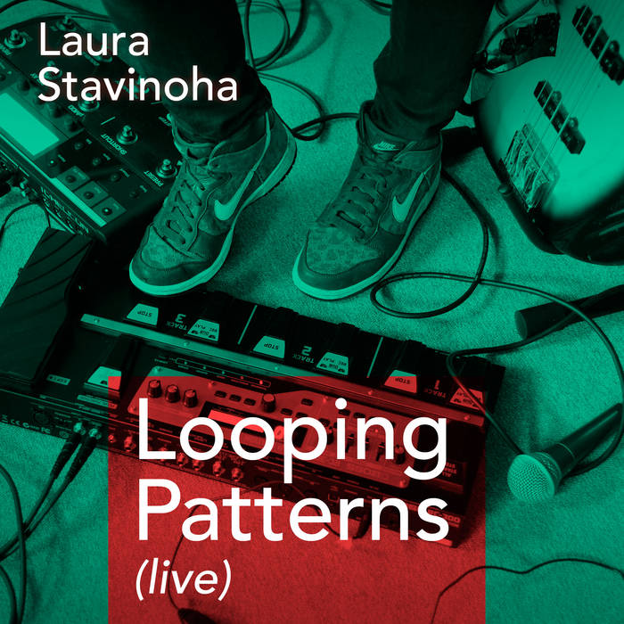 Looping Patterns (Live) cover art