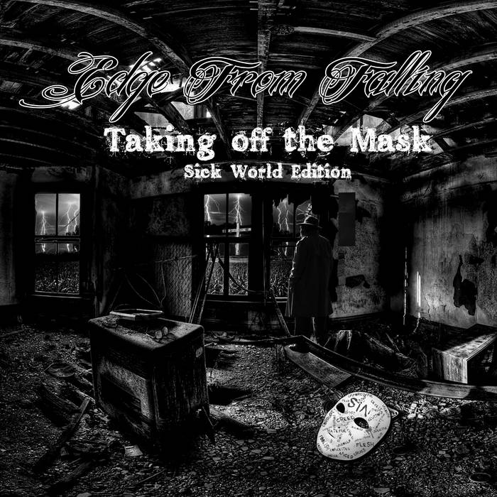 Taking Off The Mask (Sick World Edition) cover art