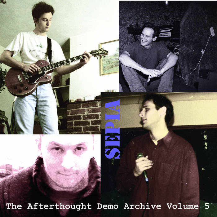 Demo Archive Volume 5: Sepia cover art