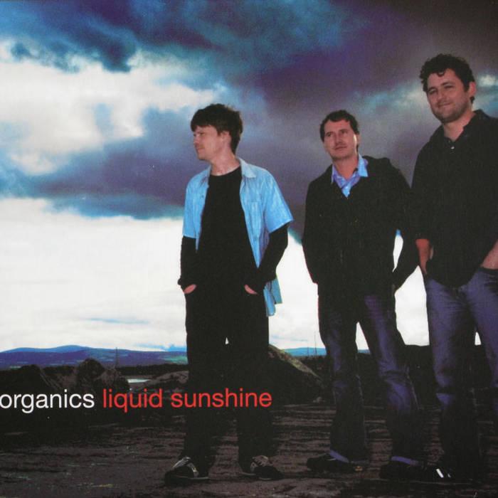 Liquid Sunshine cover art