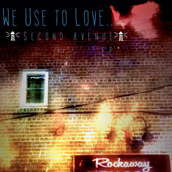 Second Avenue EP cover art