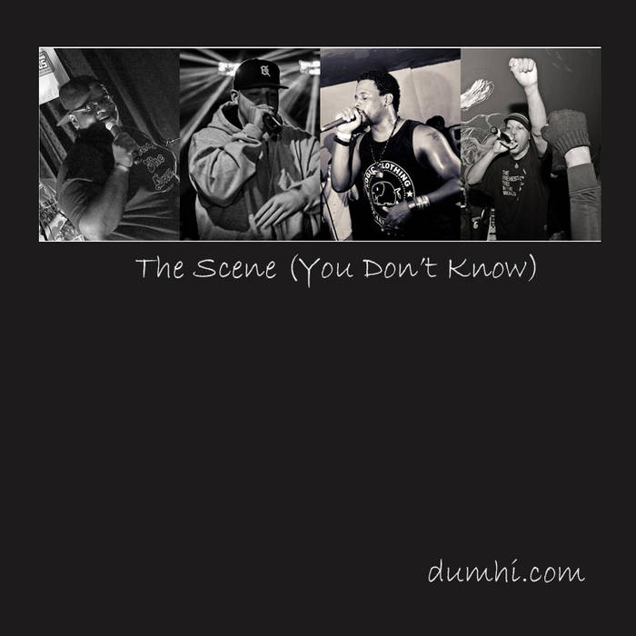 The Scene (You Don't Know) (Single) cover art