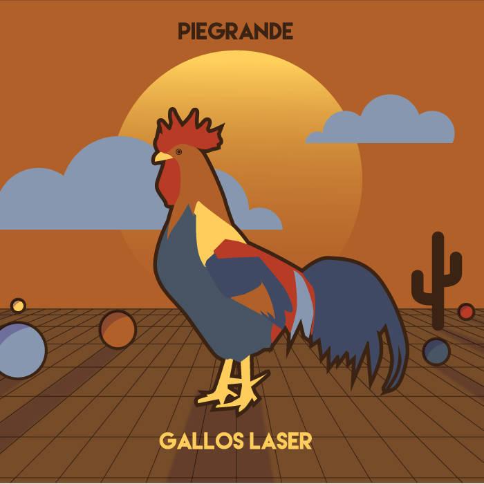 Gallos Laser cover art