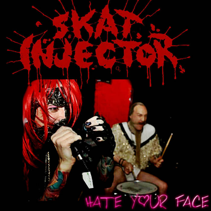 Hate Your Face cover art