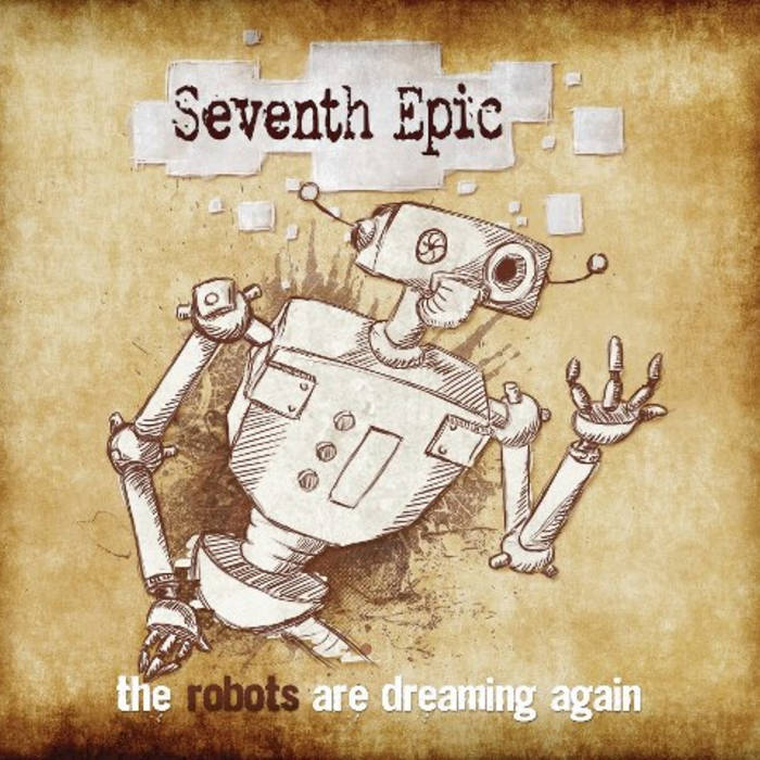 The Robots Are Dreaming Again cover art