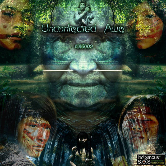 Uncontacted Awá cover art