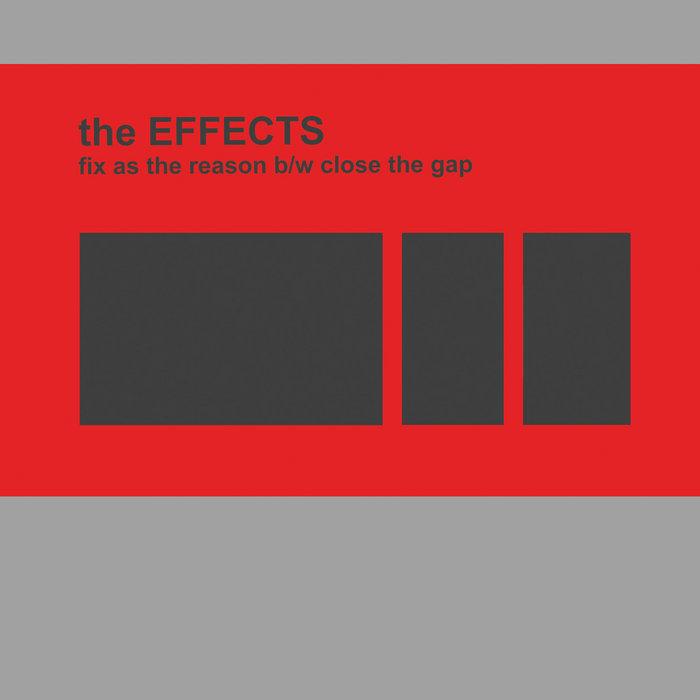 Fix As The Reason b/w Close The Gap cover art
