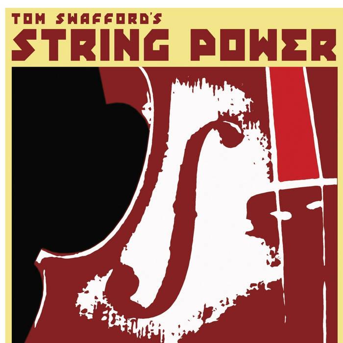 Tom Swafford's String Power cover art