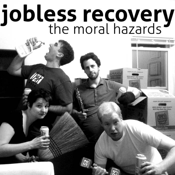 Jobless Recovery cover art