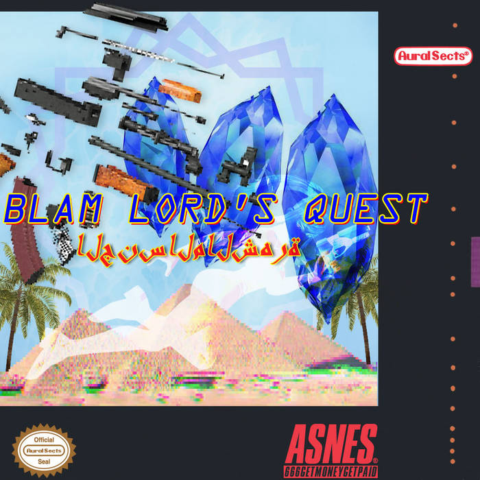BLAM LORD'S QUEST (FREE DOWNLOAD IN DESCRIPTION) cover art