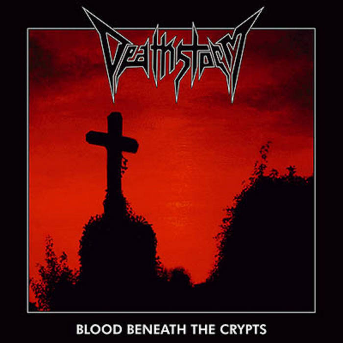 Blood Beneath The Crypts cover art