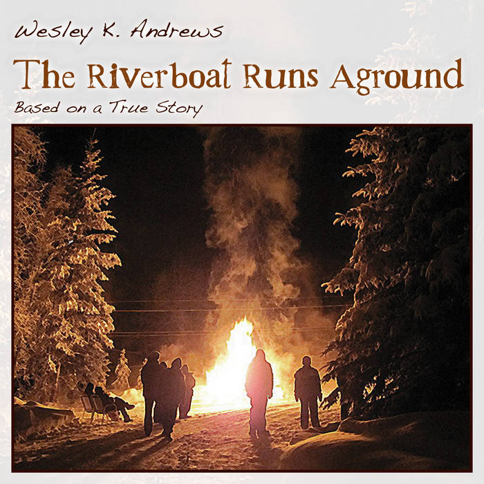 The Riverboat Runs Aground cover art