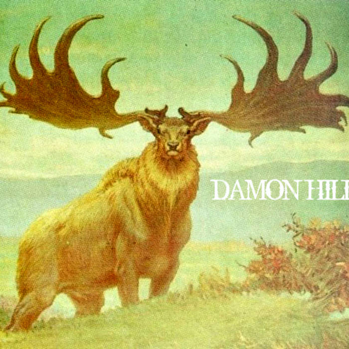 Damon Hill cover art