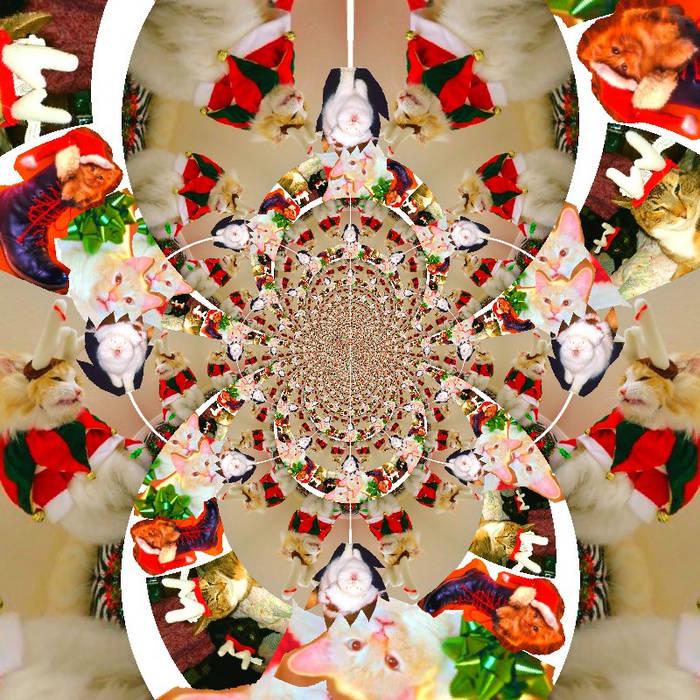 Promo (pour.faire.comme.dare.to.care) Jeunesse Cosmique Présente Attache Ta Noise aka Boules de Noël cover art