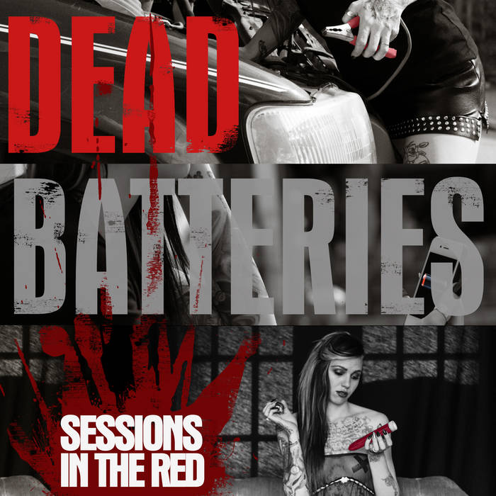Sessions in the Red cover art