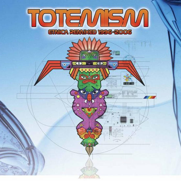 Totemism - Totemized Mix cover art