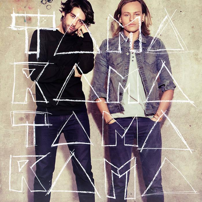 TAMARAMA cover art
