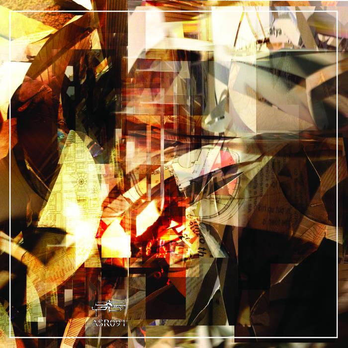 """ASR091 """"Versus"""" cover art"""