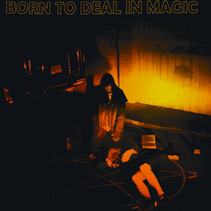 Born To Deal In Magic: 1952-1976 cover art