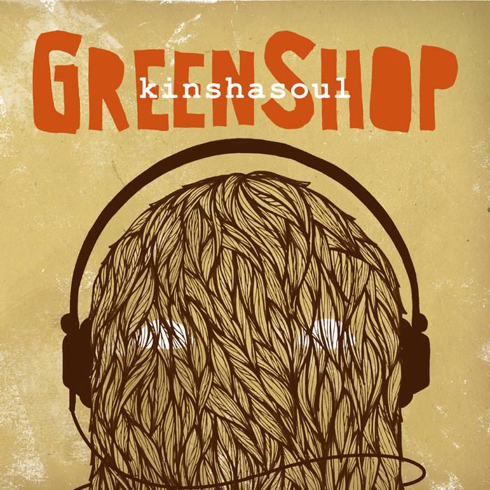 Kinshasoul cover art