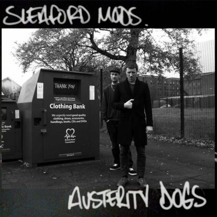 Austerity Dogs cover art