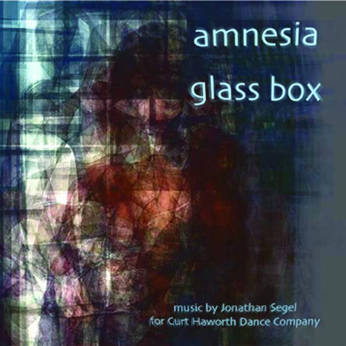 Amnesia + Glass Box cover art