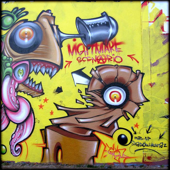 Nightmare Scenario cover art